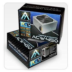 Fuente ATX 450w