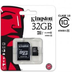 Micro SD 32 GB - C10