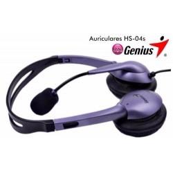 Auricular con Mic HS-04S