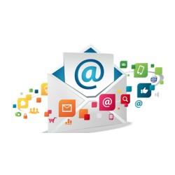 Pack 500 E-mails Gratis