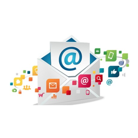 Pack 50000 E-mails